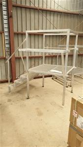 Platform Work Stand