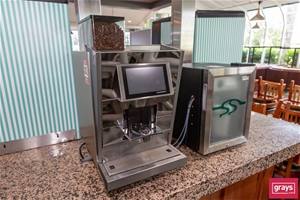Thermoplan Bench Top Coffe Machine