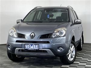 2009 Renault Koleos Dynamique (4x2) CVT