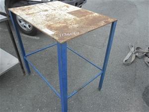 Steel Work Bench