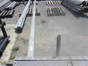 1 Length of Steel RHS 125x75