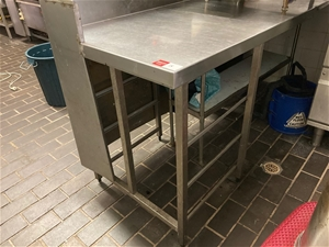 Stainless Benchtop