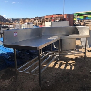 Commercial Industrial Stainless Steel Si