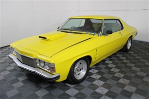 1974 Holden HQ Coupe