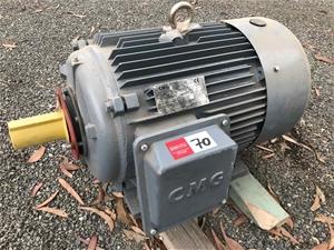 Unused CMG Electric 30Kw Motor
