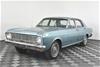 1966 Ford Falcon Manual Sedan