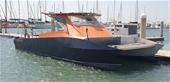2016 Hammerhead Twin Hull Alloy Cat-Twin Suzuki DF90 Engines