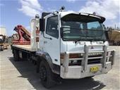 Truck, Trailers, EWPs, Earthmoving, Plant & Equipment