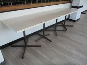 Qty 4 Tables