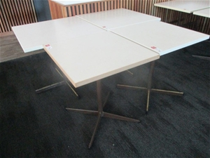 Qty 4 x Tables