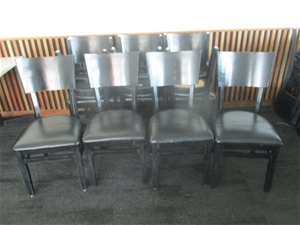 Qty 10 x Dining Chairs