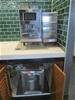 Thermoplan Coffee Machine with Milk Fridge