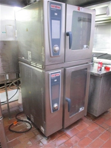 Rational Dual Combination Oven