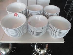 Quantity Melamine Serving Bowls