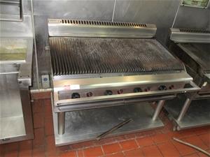 Moffat CH8120G-LS 4 Burner Grill