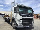 Unreserved - 2016 Volvo FM500 6 x 4 Tray Body Truck