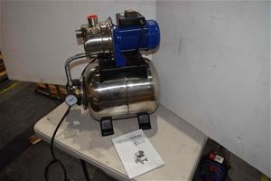 Unused Garden Pump