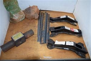 Lot of 3 Unused Toyota Engine Brace Sub-