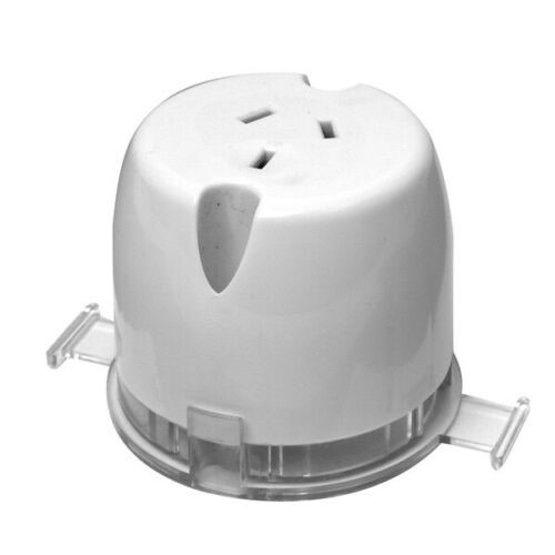 Qty 10 x Vynco Single Surface Socket with Clip-On Base and Loop Terminal