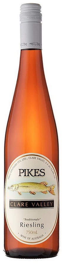 Pikes Traditionale Riesling 2020 (12x 750mL). Clare Valley