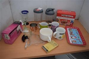 Lot of 12 Assorted Homewares