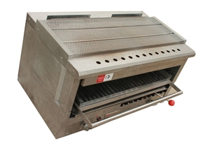 Trueheat S86 Stainless Steel Gas Salaman