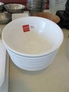 10 x Plastic Bowls