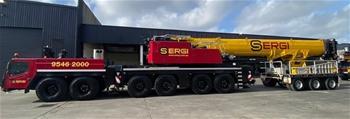 2011 Liebherr LTM1350-6.1 All Terrain Crane