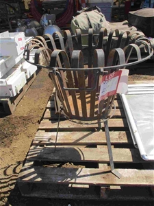 SM Brazier Fire Pit, On Stand