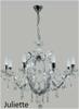 20 x Juliette, Stunning Crystal Chandeliers
