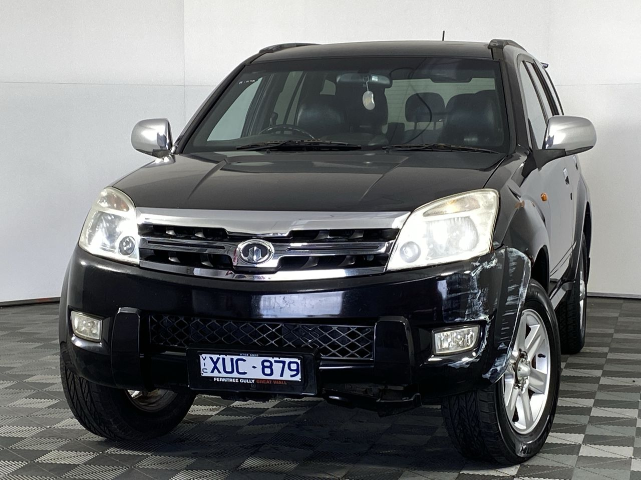 2010 Great Wall X240 4X4 Manual Wagon