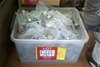 Box of approximately 100 door latches. New.