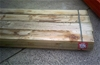 Pack of 190mm x 45mm H3 Treated Pine.