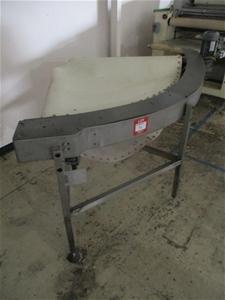 Conveyor Corner Section
