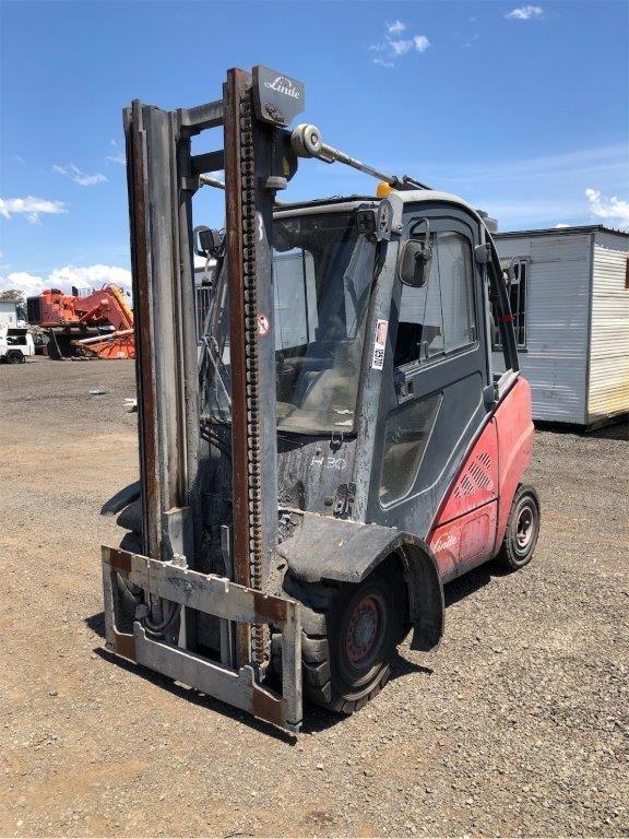 Linde Diesel Forklift