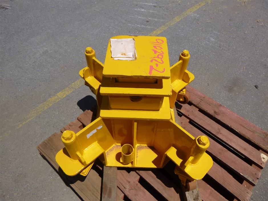 Hallstrong Engineering Industrial Machine Stand