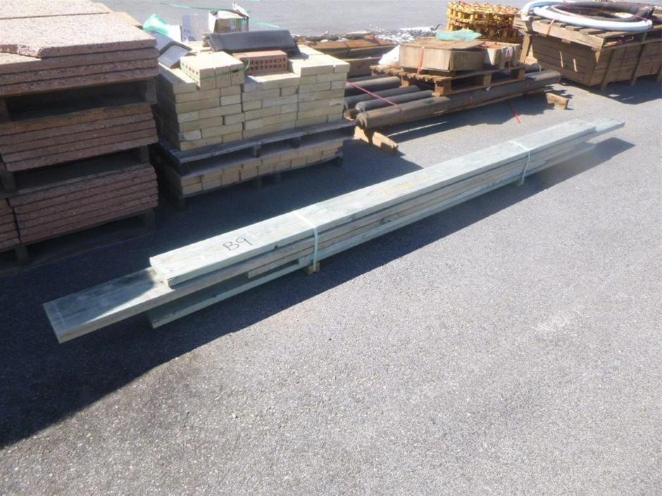 Bundle of Timber