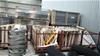 Qty 95 x Yellow Steel Bollard Post