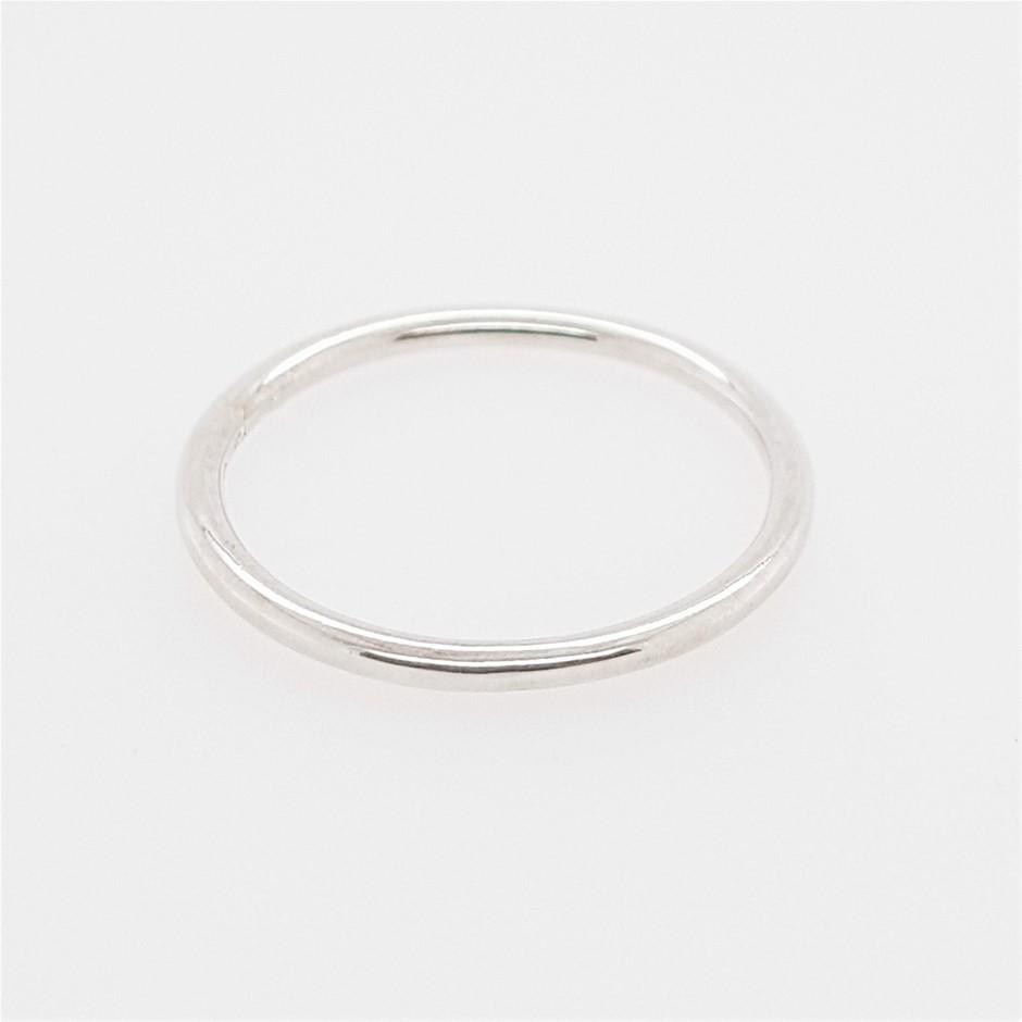 Thomas Sabo Slim Band Ring.