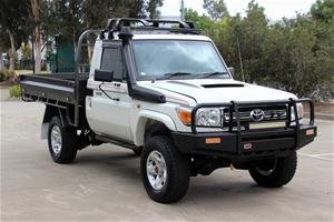 2015 Toyota Landcruiser (4x4) VDJ79R Tur