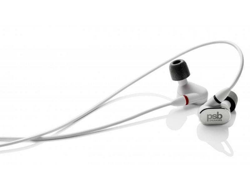 M4U 4 Headphones WHITE
