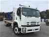 2009 Isuzu FVM 1400 Long Sitec 295 series II 6 x 2 Tray Body Truck
