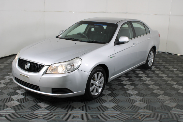 2010 Holden Epica CDX EP Turbo Diesel Automatic Sedan