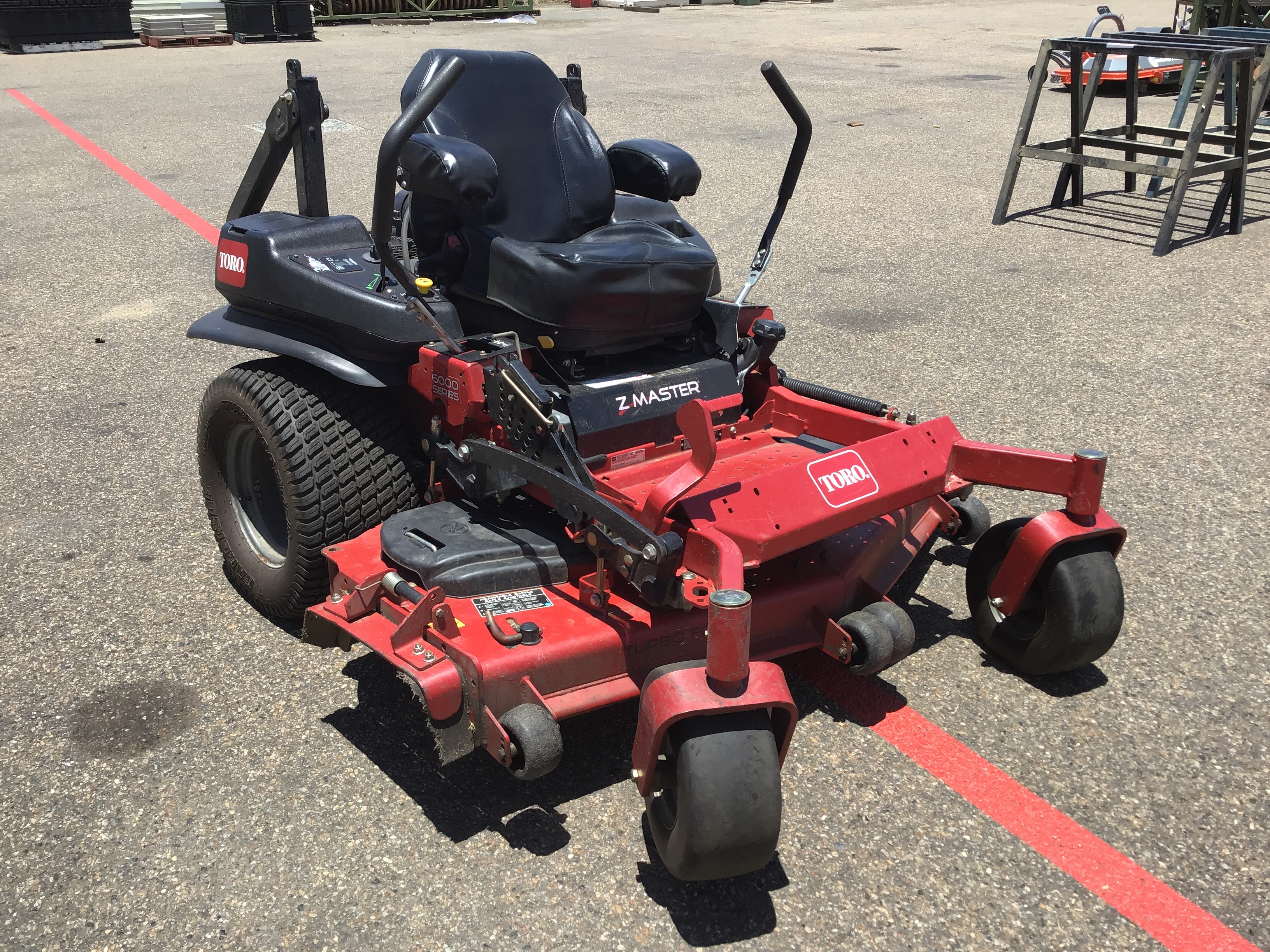 Toro 74960 Ride On Lawn Mower