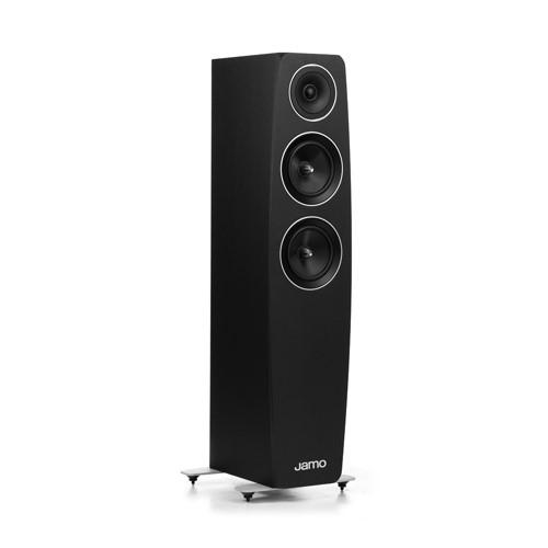 Jamo C95 Floorstanding Speakers (Black) (Pair)