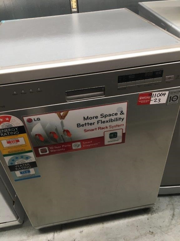 LG LD-1482T4 Stainless Steel Dishwasher
