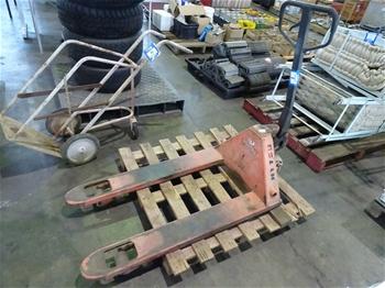 Workshop & General Equipment