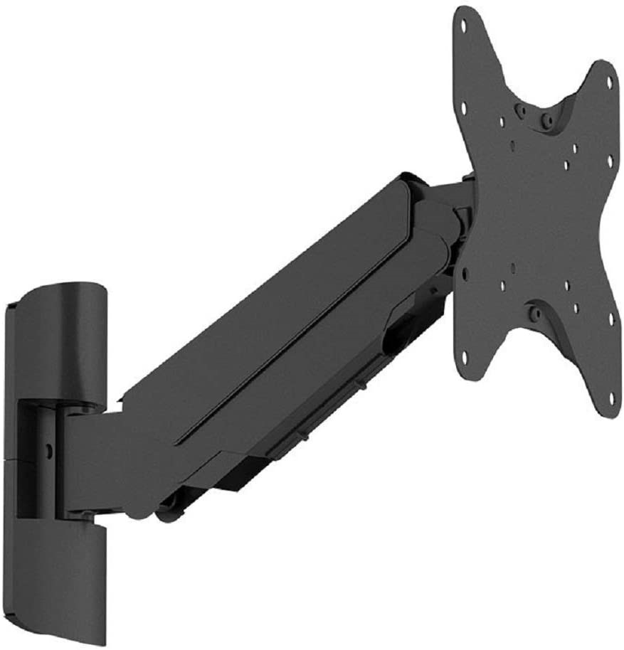 MONOPRICE Smooth Series Full Motion TV Wall Mount Bracket. Supports up to 5