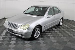 2002 Mercedes Benz C200 Kompressor Class