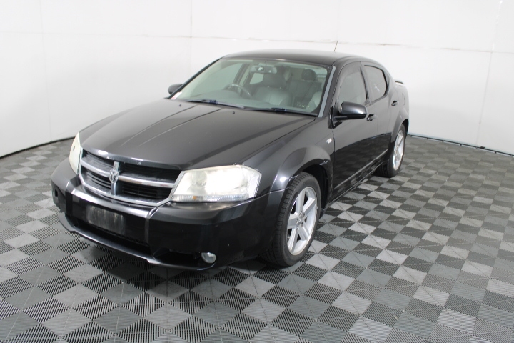 2007 Dodge AVENGER SXT Automatic Sedan